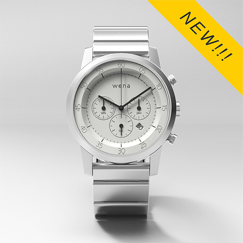 Chronograph White Limited Edition